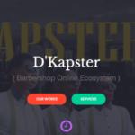 Mengenal D'Kapster, Aplikasi Cukur yang Banyak Diakses Saat Pandemi
