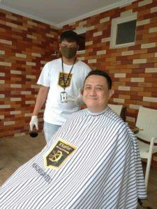 Sebagai pengusaha  tentu tidak banyak waktu untuk datang ke barbershop, aplikasi ini menjawab semua kebutuhan saya.Sebagai pengusaha  tentu tidak banyak waktu untuk datang ke barbershop, aplikasi ini menjawab semua kebutuhan saya.